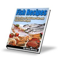 Fish & Shell Fish Recipe Cook Book